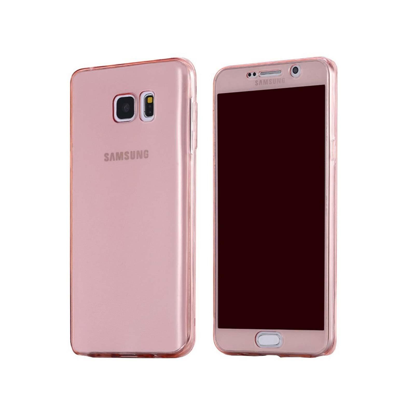 Coque Silicone Integrale Samsung Galaxy A3 2017 Coque Anti Choc Totale 360° Linc | eBay
